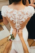 Famous Italian Wedding brand Nicole Spose NIAB Wedding dress