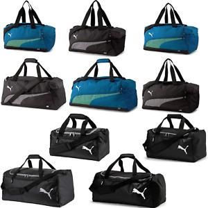 Puma Fundamentals Sports Bag Tasche Sporttasche Trainingstasche Reisetasche