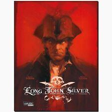 Long John Silver Lesevergnügen der besonderen Art Bildgewaltiges Piratenepos