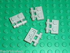 LEGO OldGray Plate 1 x 2 with Handle 2540 / Set 10221 6089 10019 6543 7191 6277