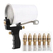 Gelcoat Dump / Gel coat Spray Gun resin hand-held Spray Nozzles ES-100