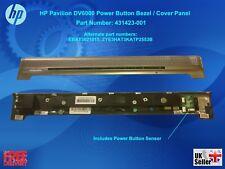 HP Pavilion DV6000 Power Button Bezel / Cover Panel Part Number: 431423-001