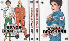 SPACE BROTHERS tomes 1 à 4 Koyama MANGA seinen série en français livre
