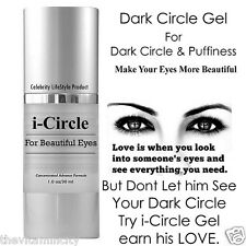 i-Circle  Eye Cream For Under eye Dark Circles, Puffiness, Wrinkles & Bags Best