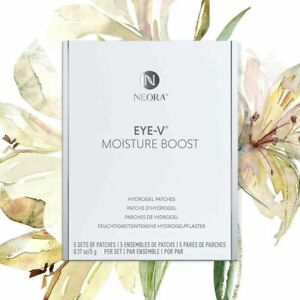 CLEARANCE SALE 50%OFF NEORA Eye-V Moisture Boost Hydrogel Patches Anti-aging