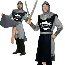 Knight to Remember Costume Rude Medieval Flasher Fancy Dress Stag Outfit