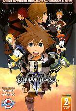 MANGA - Kingdom Hearts II N° 2 - Planet Disney 8 - Panini Comics - NUOVO