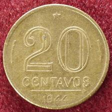 Brazil 20 Centavos 1944 (D2408)