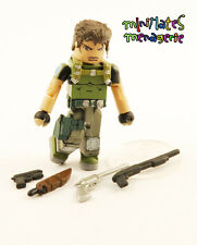 Marvel vs Capcom 3 Minimates Wave 2 Chris Redfield
