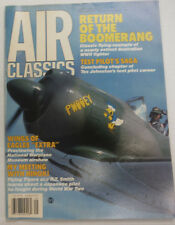 Air Classics Magazine Return Of The Boomerang September 1992 043015R2