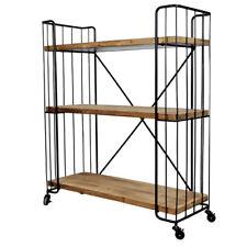 "Quimby 3-Tier Bookshelf Display 40""x15""x47"" - D43156"