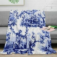 Throw Soft Blanket For Home Bedding Warm Sheet Cover Modern Comfortable Blankets