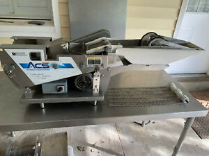 Breading Machine Bettcher - Batter Breader Automatic Coating Machine SBB