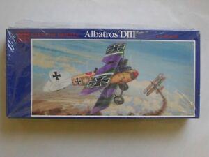 Glencoe 1/48 05101 ALBATROS D.III