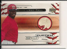 2000 UD OVATION GRIFFEY GAME USED BALL JAPANESE  ON BACK