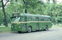 London Transport RW2 Hyde Park 1979 Bus Photo