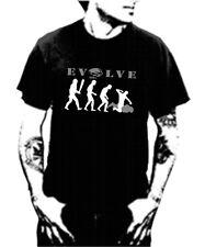 MMA t-shirt artes marciales evolve Mixed Martial Arts boxeo Muay Thai Jiu Jitsu