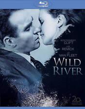 Wild River Blu-ray rare oop Montgomery Clift Monty Lee Remick TSA Elia Kazan
