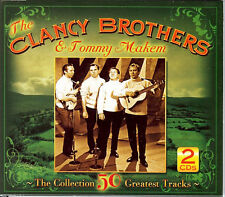 The Clancy Brothers & Tommy Makem 2CD set/ 50 tracks