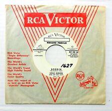 STEVE GIBSON 45 Bobbin RCA VICTOR Doo Wop R&B Promo WL Original Press #BB1028