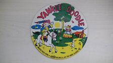 Pictur tone Records Cardboard Picture Record YANKEE DOODLE 78RPM 50s
