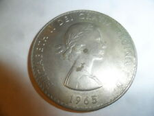 Elizabeth II Dei Gratia Regina 1965 Churchill commemorative coin ** FREE SHIP **