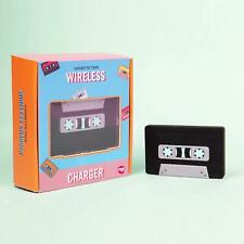 Wireless Charger Cassette Tape Smartphone iPhone Samsung Retro Novelty Gift