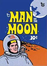 2018 Topps 80th Anniversary Wrapper Art Card #61 - 1969 Man on the Moon