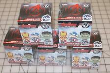 AVENGERS BOBBLE HEAD MYSTERY MINIS AGE OF ULTRON 5 BOXES IN ALL