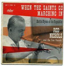 RED NICHOLS : EP CAPITOL EAP1 1206