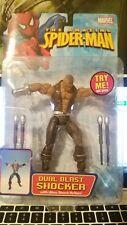 Amazing Spiderman SHOCKER figure Marvel Legends 1/12 6 inch New TOYBIZ