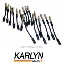 For Mercedes W215 W211 R129 ML430 S500 Ignition Spark Plug Wire Set Karlyn-STI