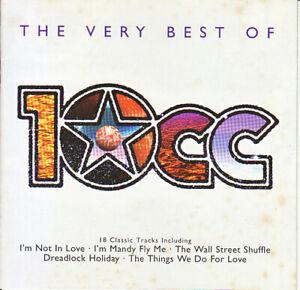 10cc: [Mercury Records Ltd. (London) 1997] The Very Best Of 10cc          CD