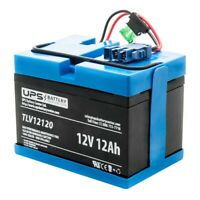 Peg Perego 12V New Holland T8 Tractor Compatible Replacement Battery