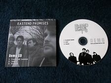 Promo CD, EASTEND PROMISES - Demo CD, Troubled London, 3 Tracks Maxi Single 2012