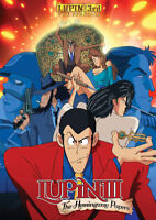 Lupin the 3rd The Hemingway Papers DVD