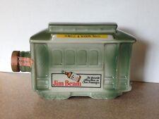Vintage  Regal China SAN FRANCISCO TROLLEY CAR 1968 Jim Beam Decanter  B17