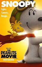 The Peanuts Movie (2015) Movie Poster (24x36) - Charlie Brown, Snoopy, Linus v3