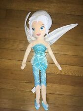 """!disney store tinkerbell:secret of the wings fairy Periwinkle doll 18"""" plush toy"""