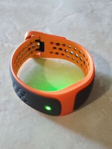 OT Beat Orange Theory Fitness Mio LINK Heart Rate Monitor Wristband ONLY Size L