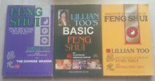x3 Lillian Too Practical Applications Feng Shui Basic Chinese Dragon 3 Vol Set