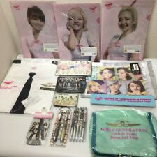 Girls' Generation Goodies Towel T-shirt Pouch Writing utensils wallet clear file