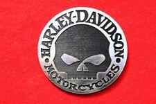 Plakette, kein Aufkleber - Motorrad Harley Davidson sehr schick