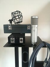 Groove Tubes GT66 Cardioid Valve Mic, Great Condition with Shockmount Case & PSU