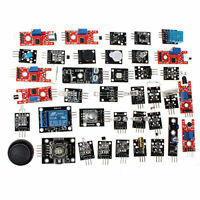 37 in 1 Sensor Modules Kit for Arduino MCU Mega2560 UNO R3 Nano UK
