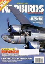 AP WARBIRDS V15 N1 A-26 INVADER ARMEE DE L AIR_C-121C_RCAF ANSON & FLEET FINCH