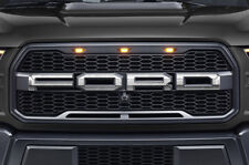 Ford F150 SVT Raptor Grille Insert Graphics Stickers Decals 2015-2018 LEAD