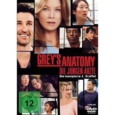 Grey's Anatomy - Die jungen Ärzte - Staffel 1 - DVD - *NEU*