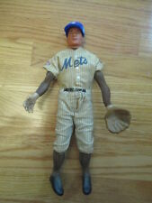 "Rare 60s JOHHNY HERO NEW YORK METS 12.5"" Doll w/ Batting Helmet TOM SEAVER"