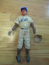 "Rare 60s JOHHNY HERO NEW YORK METS 12.5"" Doll w/ Batting Helmet TOM SEAVER"